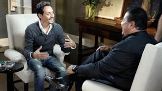 Marc Anthony @ Nightline talks about J-Lo split