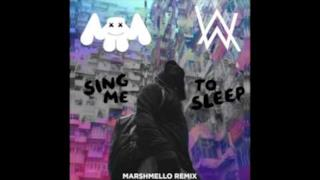 Marshmello - Sing me to sleep (Marshmello Remix) (Video ufficiale e testo)