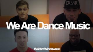 We Are Dance Music, i valori della musica EDM dalla voce dei migliori DJ