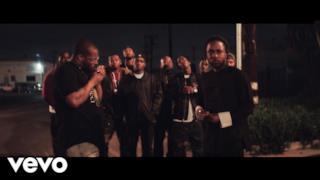 Kendrick Lamar - DNA. (Video ufficiale e testo)
