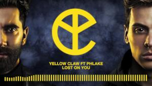 Yellow Claw - Lost on You (feat. Phlake) (Video ufficiale e testo)