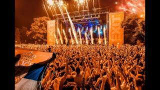 Hardwell Live At Exit Festival 2017