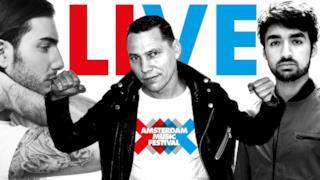 Amsterdam Music Festival, Live Streaming 17 Ottobre 2015