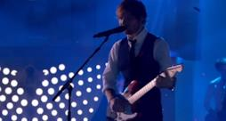 Ed Sheeran - Thinking Out Loud MTV EMA 2014 (video)