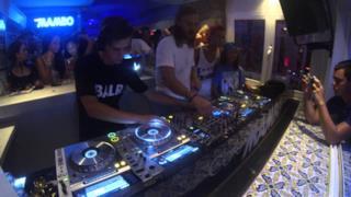 David Guetta & Martin Garrix @ Café Mambo's Ibiza