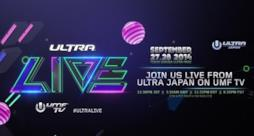Ultra Music Festival Japan 2014 - Live Streaming