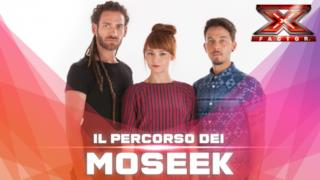 X Factor 2015, video-presentazione dei Moseek (Gruppi)