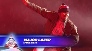 Major Lazer - (Full Set) Live At Capital's Jingle Bell Ball