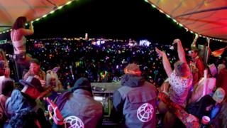 Jack Ü & Major Lazer - Burning Man 2015