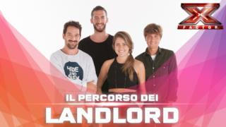 X Factor 2015, video-presentazione dei Landlord (Gruppi)