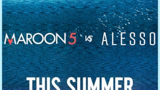 Alesso Remix Maroon 5 - This Summer's Gonna Hurt Like A Motherfucker