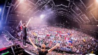 NYWR (W&W) - Live @ Ultra Music Festival 2017