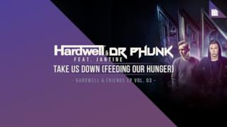 Hardwell - Take Us Down (Feeding Our Hunger) (Video ufficiale e testo)
