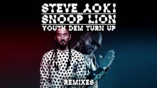 Steve Aoki - Youth Dem (Turn Up) [feat. Snoop Lion] (Video ufficiale e testo)