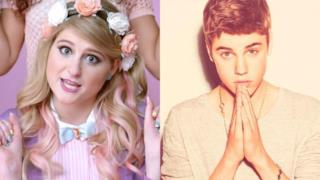 Meghan Trainor feat. Justin Bieber - All About that Bass (Maejor Ali remix) audio ufficiale