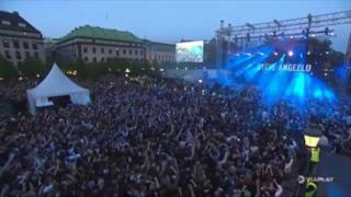 Steve Angello - Size In The Park 2014 [video e tracklist]