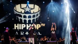 Hip Hop TV Arena: il finale con la versione rap di We Will Rock You