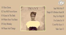 Imany - The Shape of a Broken Heart (Album 2013)