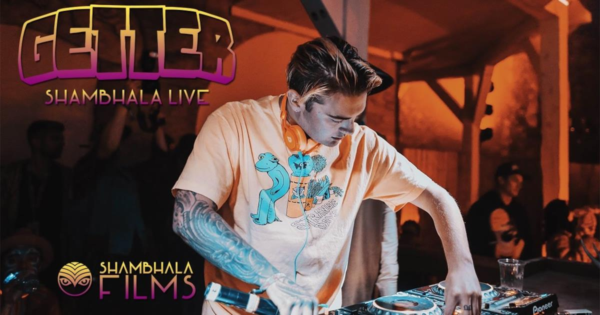 Getter the pagoda stage full set hd shambhala live All songs hd video 2016