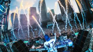 Kygo Ultra Music Festival 2016