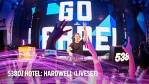 LIVESET HARDWELL - 538DJ Hotel