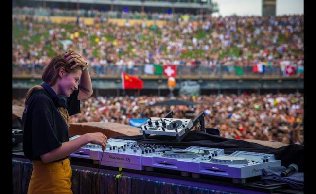 Charlotte de Witte | Tomorrowland Belgium 2018