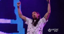 Steve Aoki @ Ultra Music Festival 2015