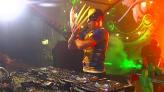 Laidback Luke Tomorrowland, Brasil 2015
