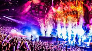 Dimitri Vegas & Like Mike - Live at Bringing The Madness 3.0