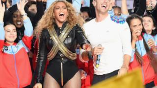 Super Bowl 2016, Coldplay, Bruno Mars & Beyoncé