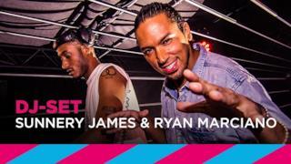 Sunnery James & Ryan Marciano (DJ-set LIVE @ ADE) | SLAM!
