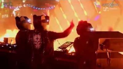 Black Tiger Sex Machine - Live @ EDC Las Vegas 2018