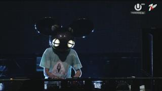 deadmau5 Ultra Music Festival 2016