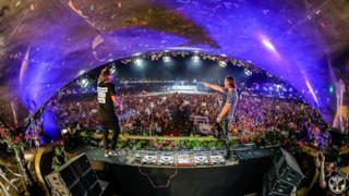 Axwell Λ Ingrosso Tomorrowland Brasil 2016