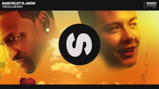 Sam Feldt - Yes (feat. Akon) (Video ufficiale e testo)