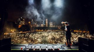 Martin Garrix @ Lollapalooza 2016 (Chicago, USA)