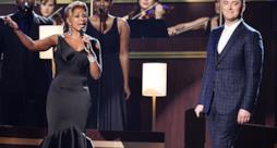 Sam Smith e Mary J. Blige cantano Stay With Me ai Grammy 2015