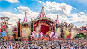 Shapov @ Tomorrowland Belgium 2017