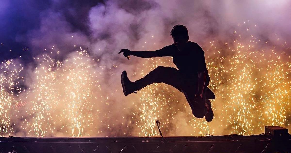 Martin Garrix @ Lollapalooza Brasil 2017