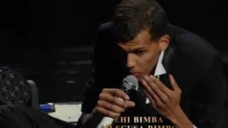 Stromae a Sanremo 2014 (video)