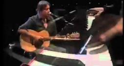 Cristiano De Andrè canta Gaber - Buttare lì qualcosa [VIDEO]