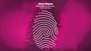 Above & Beyond - Sticky Fingers (feat. Alex Vargas) (Video ufficiale e testo)
