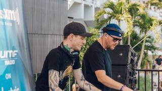Deadmau5 B2B Eric Prydz - Live @ Miami Music Lounge 2016
