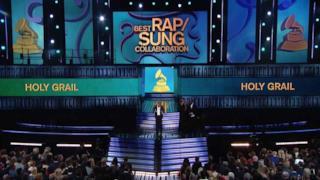 Grammy 2014, Jay-Z e Justin Timberlake vincono come Best Rap/Sung Collaboration