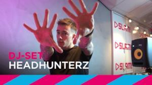 HeadHunterz (DJ-set)   SLAM!