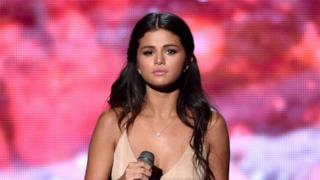 Selena Gomez - The Heart Wants What It Wants live AMA's 2014 (video)