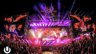 Afrojack Ultra Europe 2015