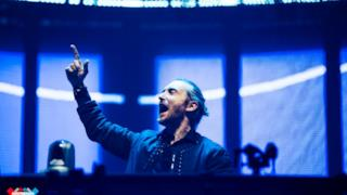 David Guetta Amsterdam Music Festival 2015 | video | tracklist |