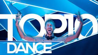 Agosto 2014 - TOP10 Dance