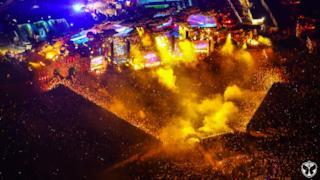 Afrojack - Live @ Tomorrowland 2016